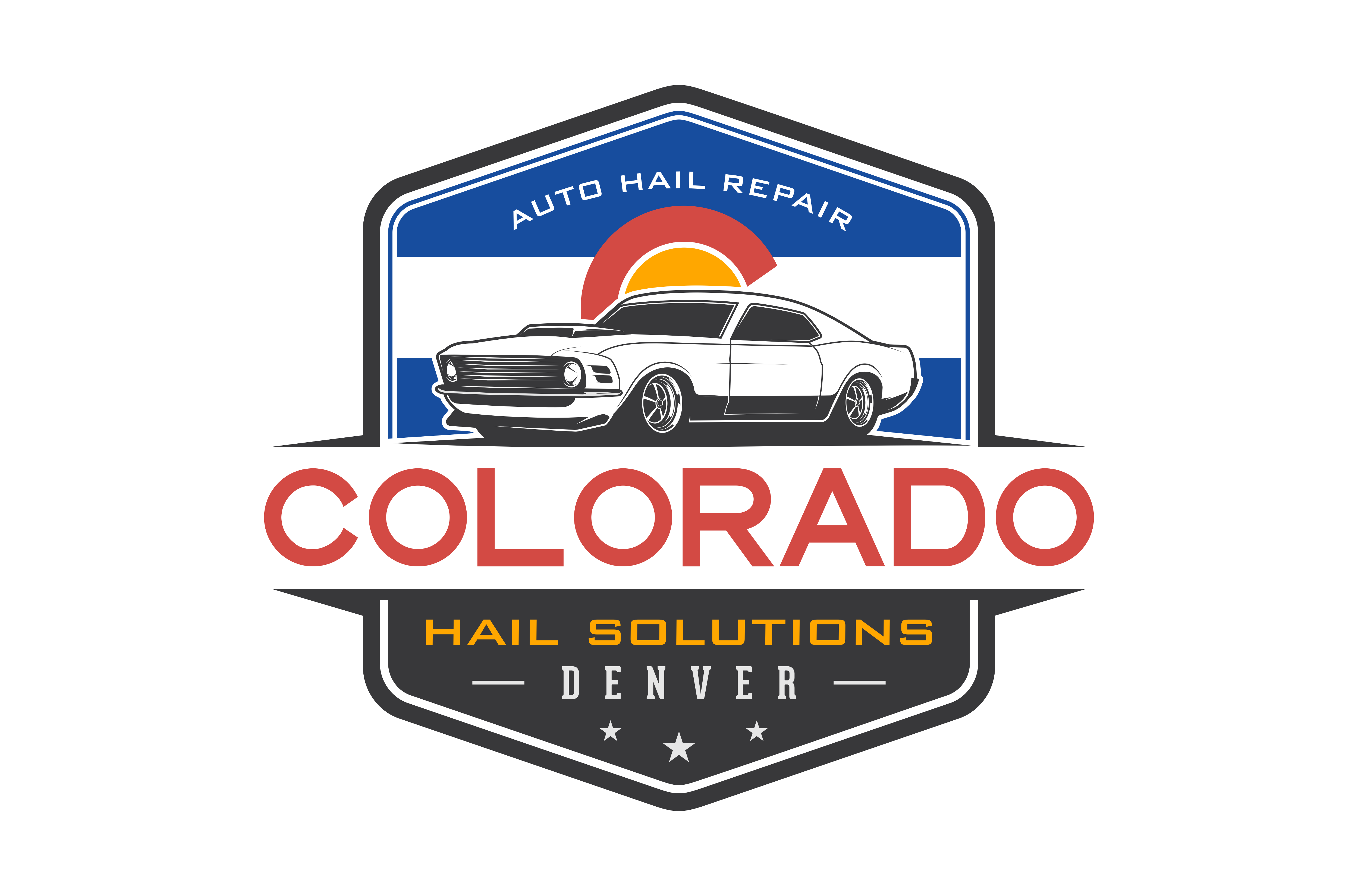 Colorado Hail Solutions Logo